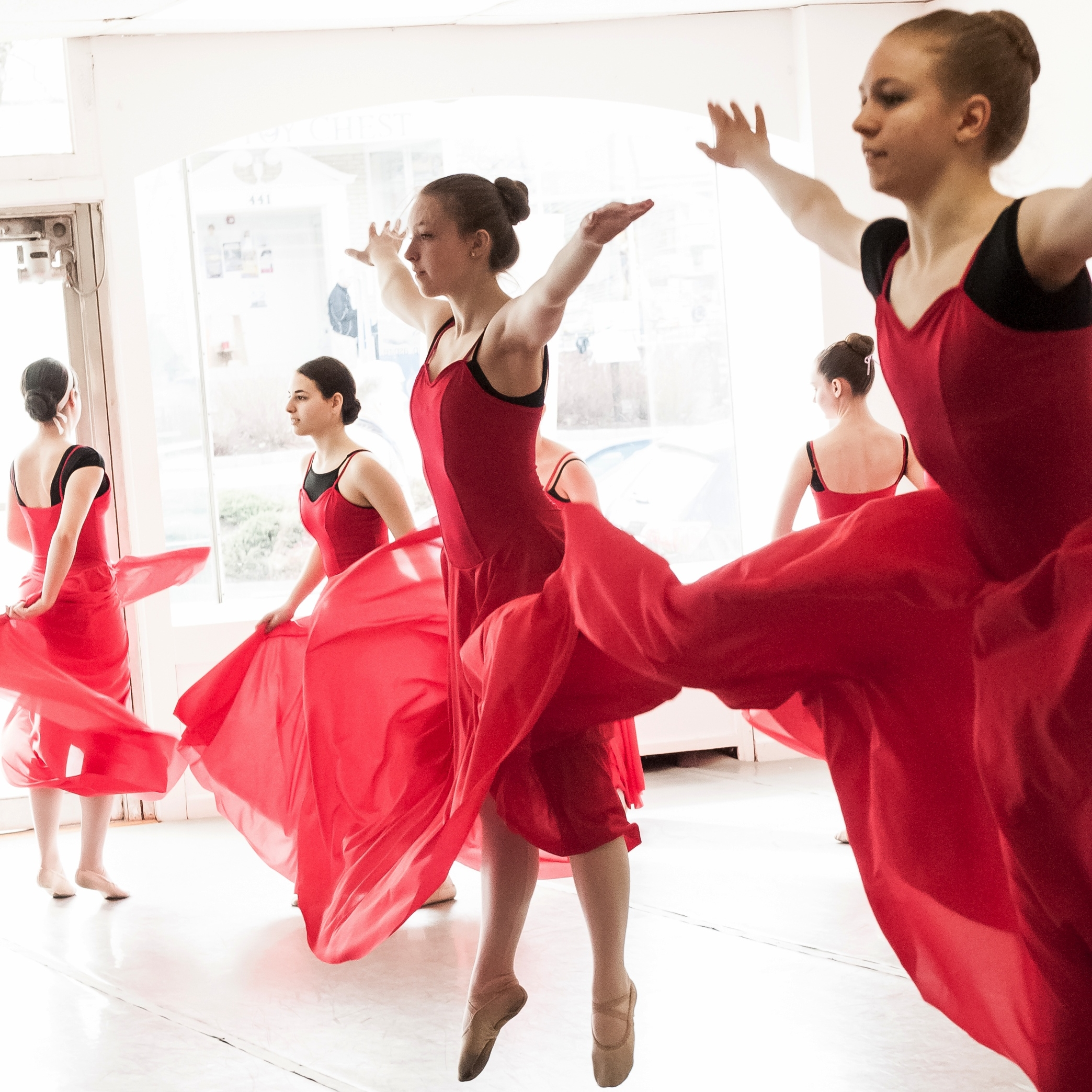 """Malambo """"Symphonie Espagnole"""" with Ridgefield Symphony Orchestra, Ridgefield Conservatory of Dance and the Ridgefield Guild of Artists"""