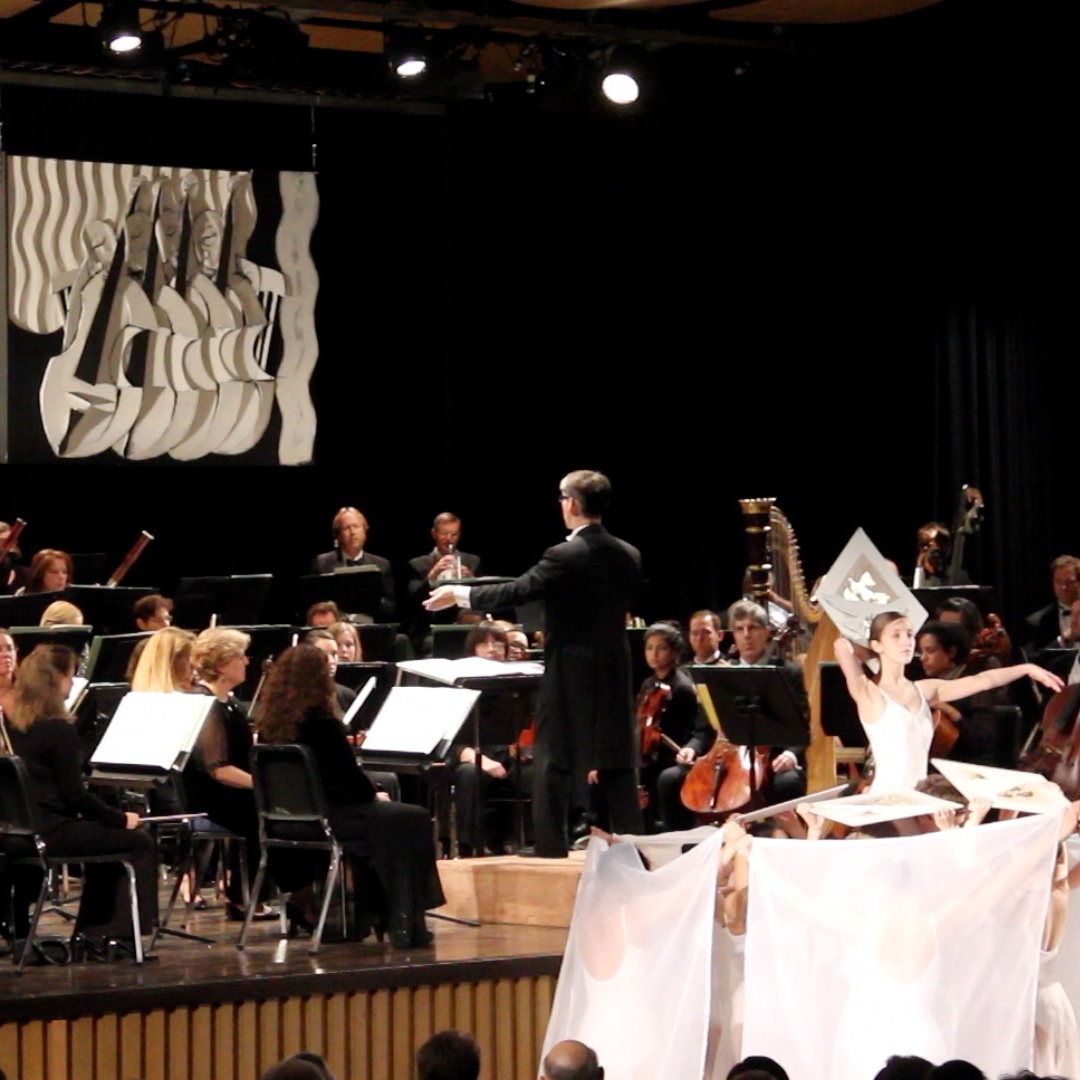 Gloriana: The Courtly Dances  with Ridgefield Symphony Orchestra, Ridgefield Conservatory of Dance and the Ridgefield Guild of Artists