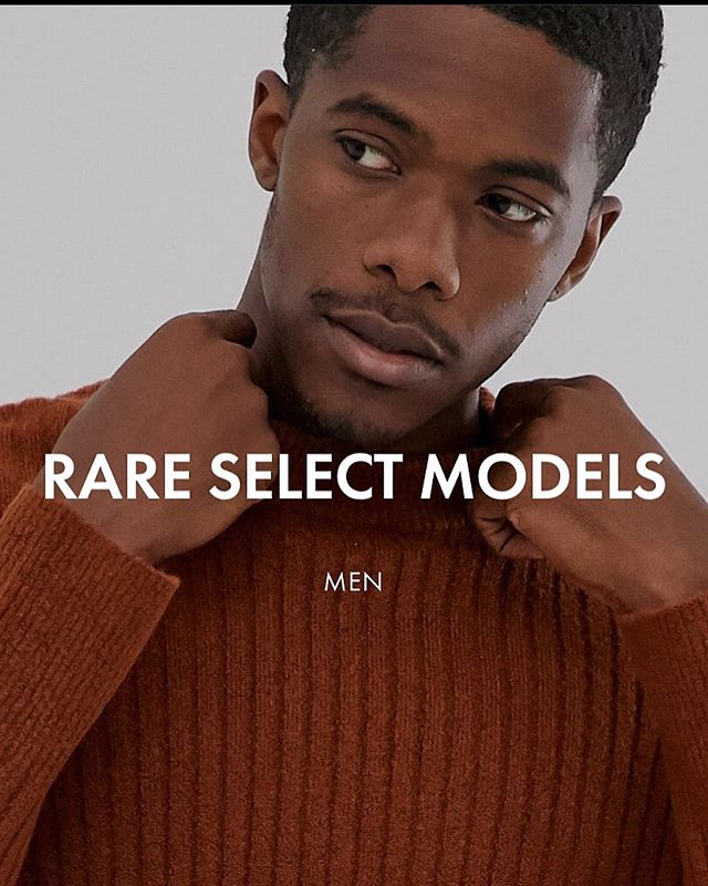 We are scouting for new male faces!  An agency that authentically champions diversity and inclusivity within the fashion industry. Please apply through our website!