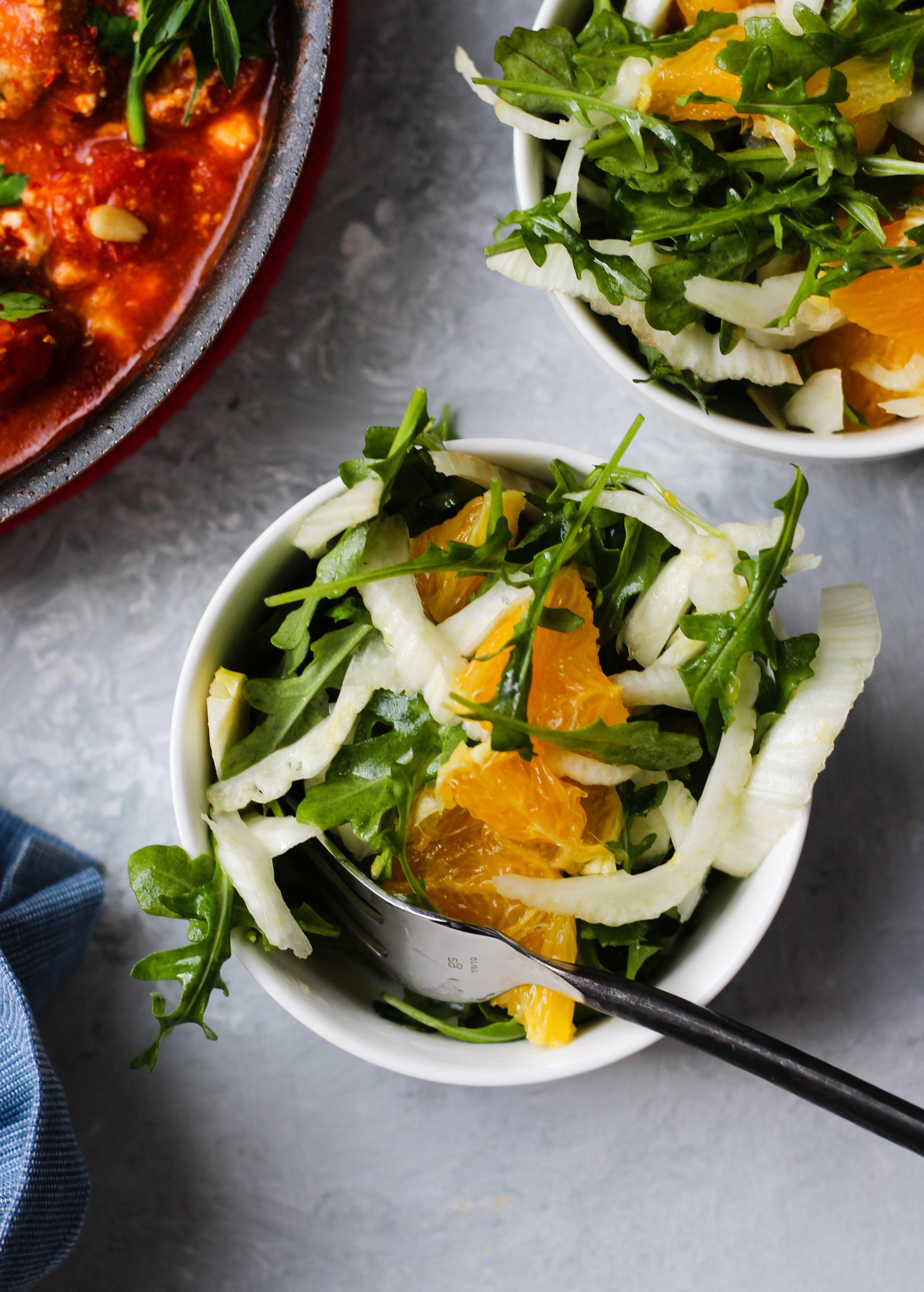 3 Ingredient Summer Salad