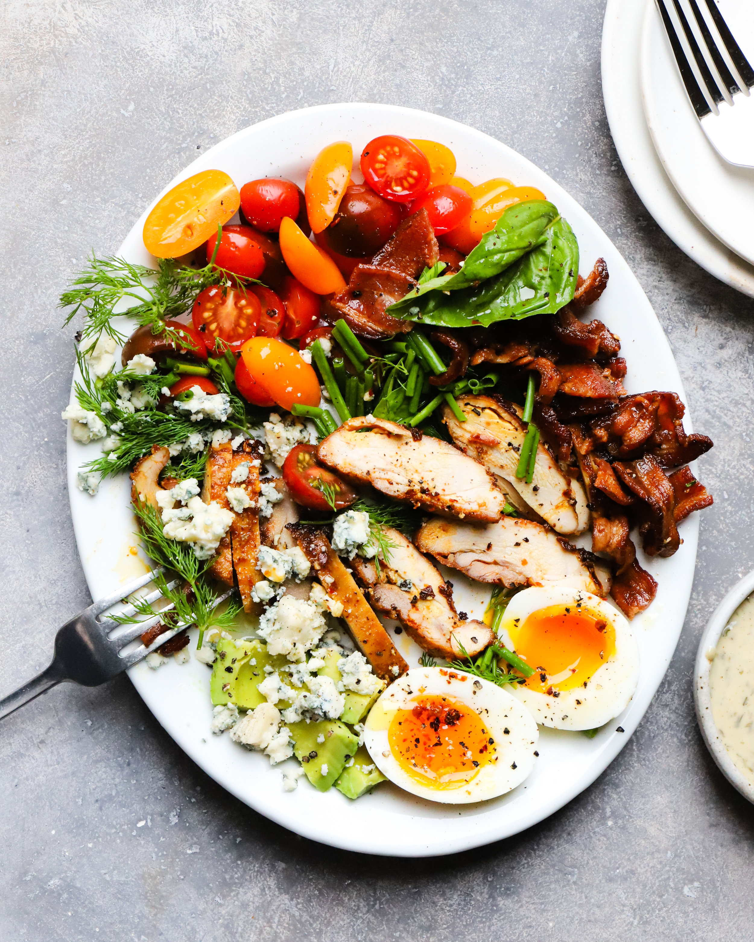 Cobb Salad Platter