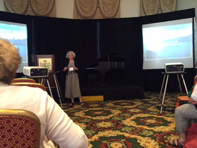 Sue speaking at Women of Resilience Conference – New Orleans October 2016