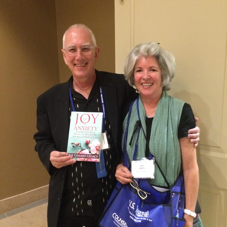 Sue with Bill O' Hanlon