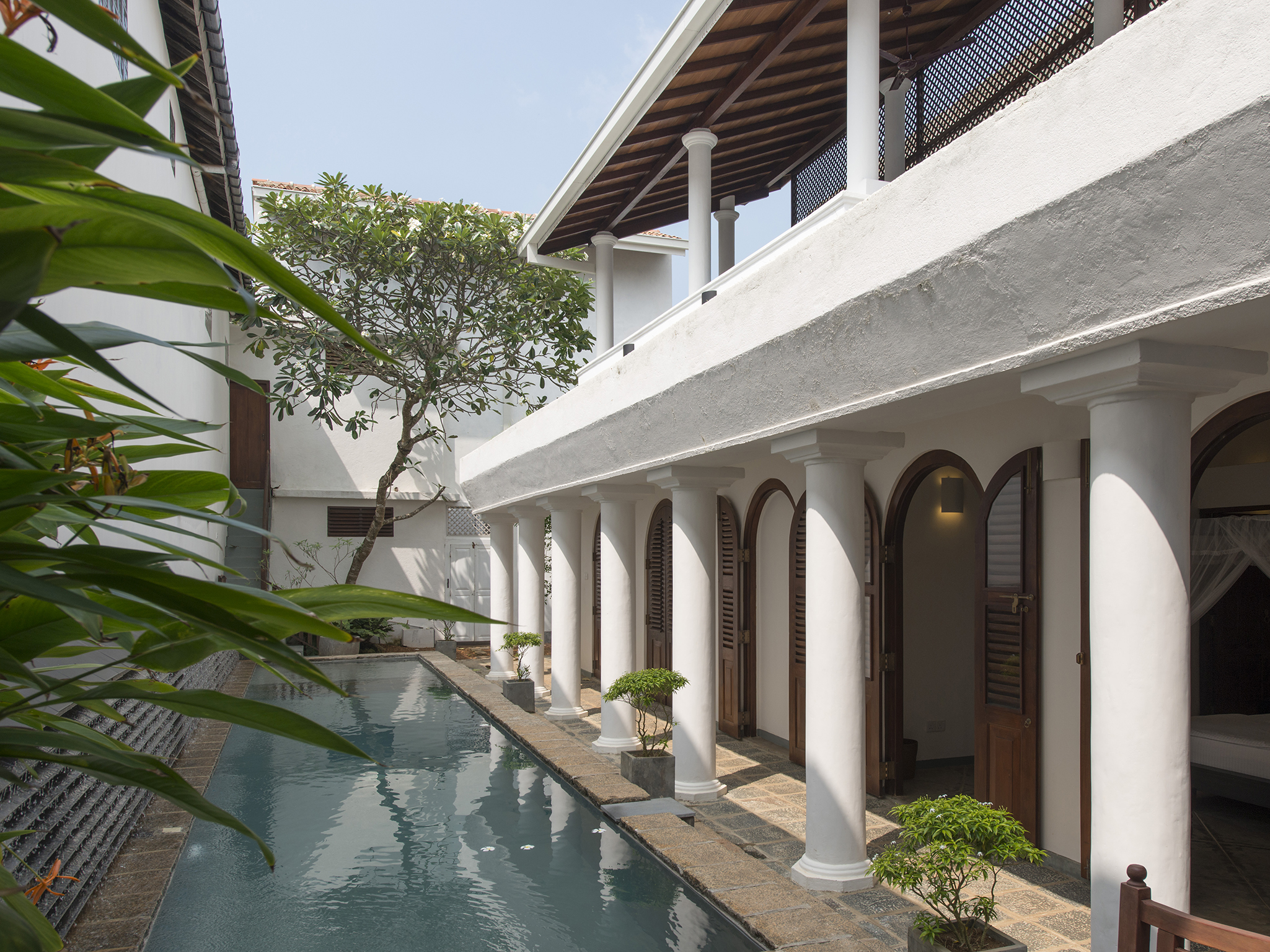 02-Ambassadors House-Galle - Pool and bedrooms.jpg