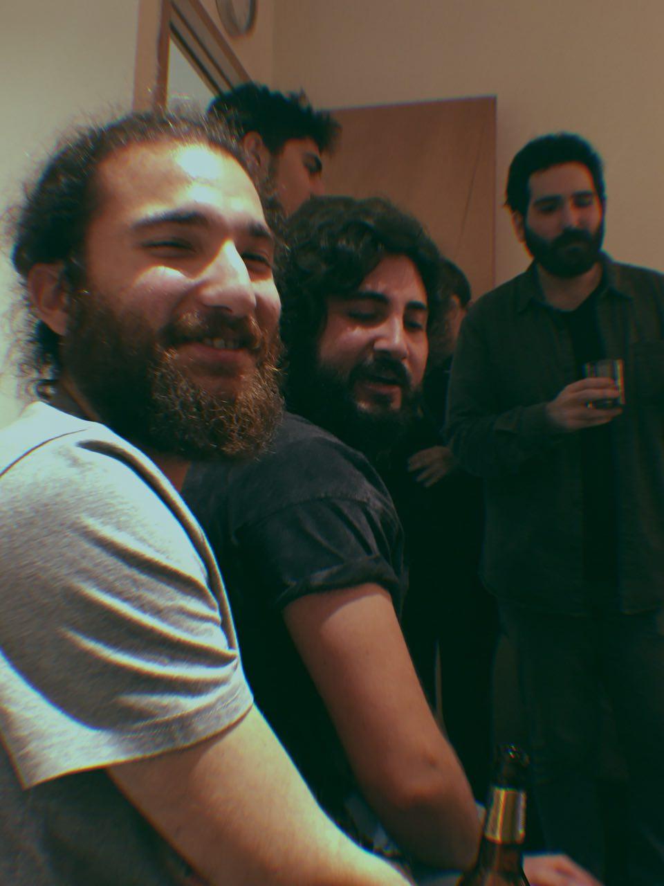 Erkan, Eren, Mertcan & Ozan