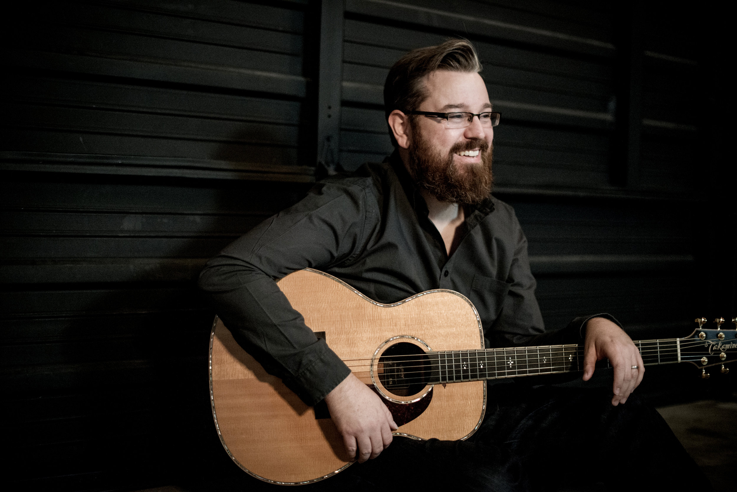 Lance Allen and Guitar