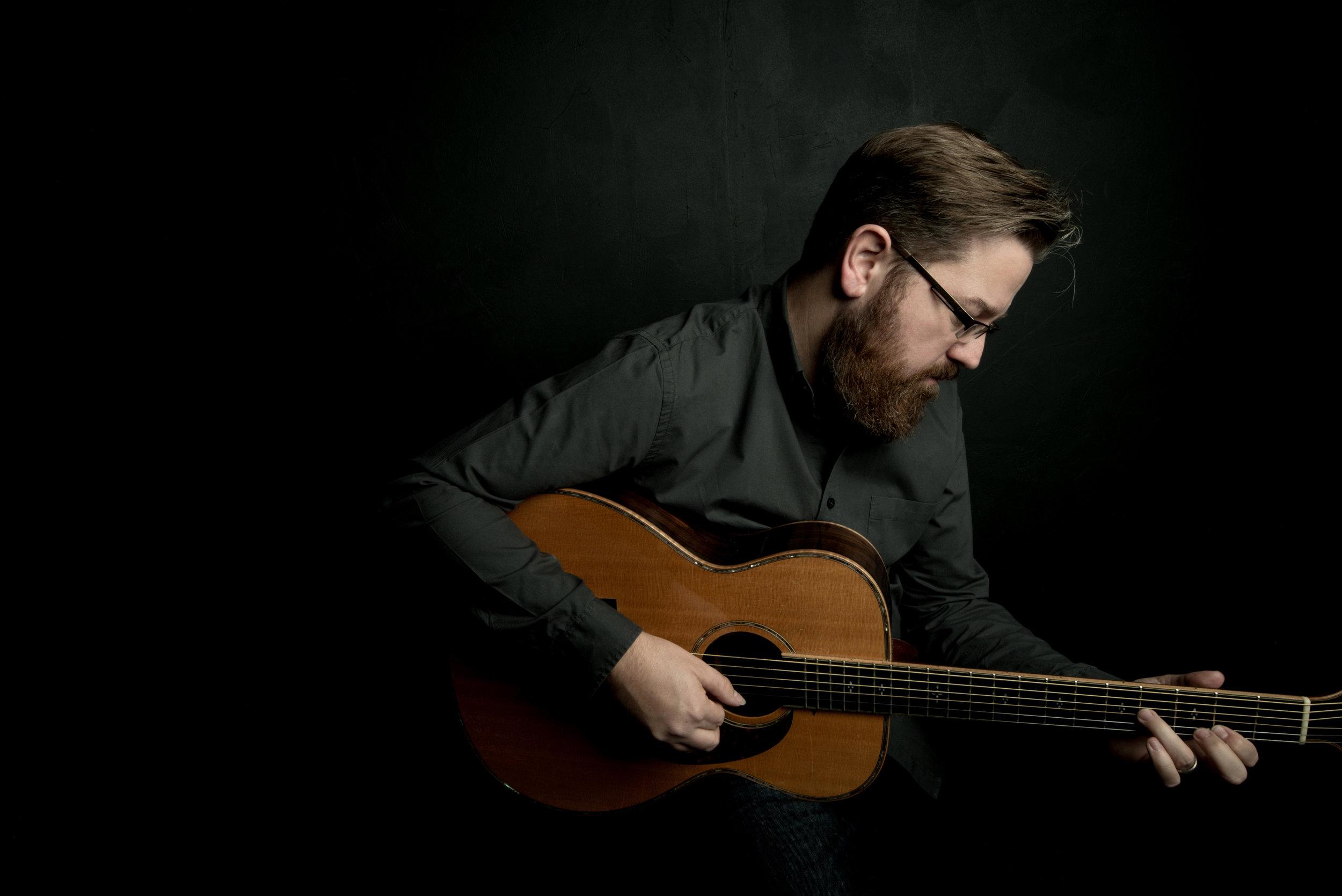 Lance endorses  Takamine Guitars