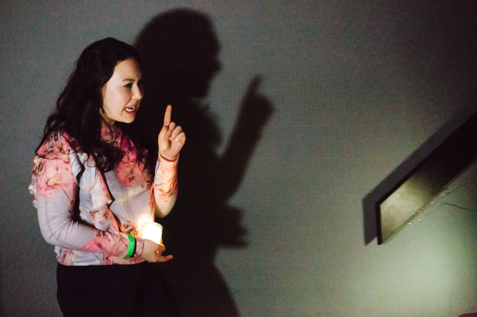 Reveries: An Immersive Theatrical Experience