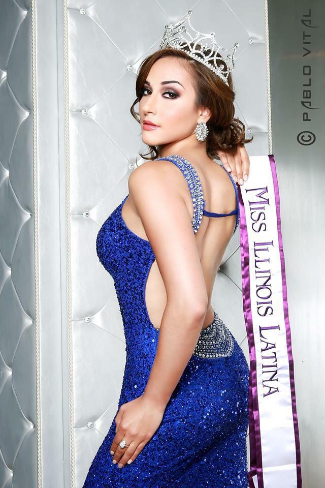Miss Illinois Latina 2015