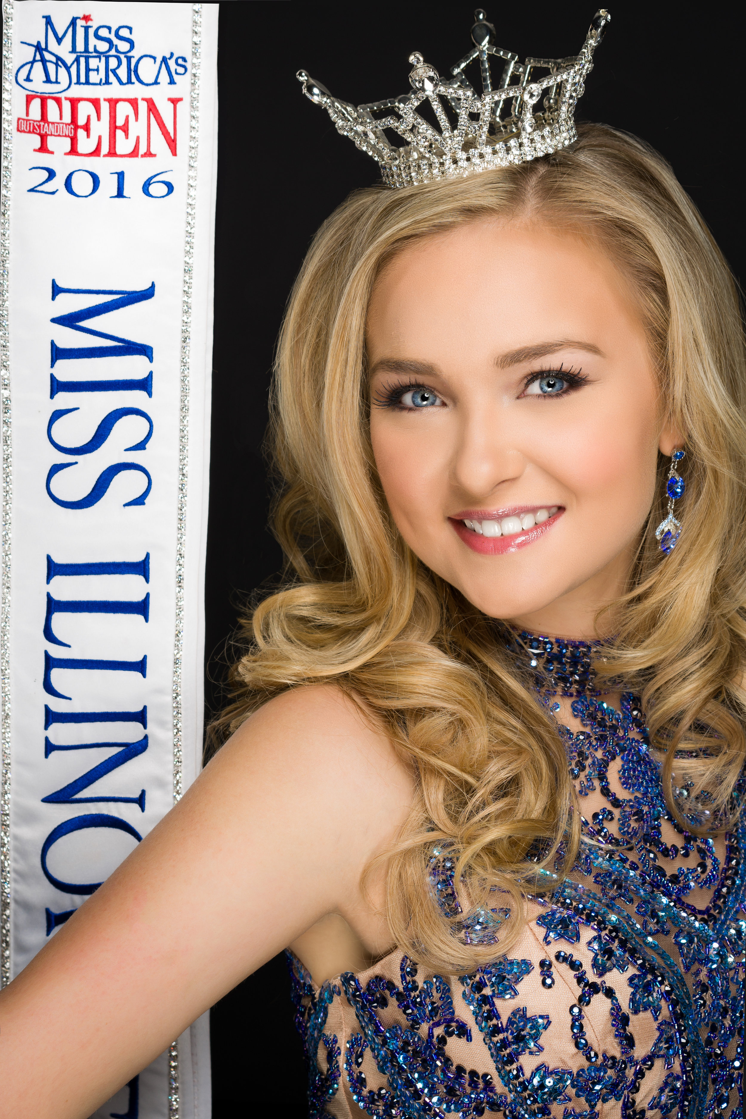 Miss Outstanding Teen IL 2016