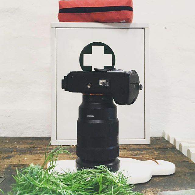 #sonya7riii very dangerous camera