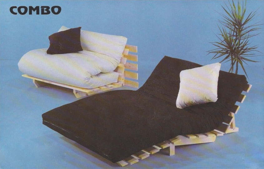 Lounger loveseat unfinished