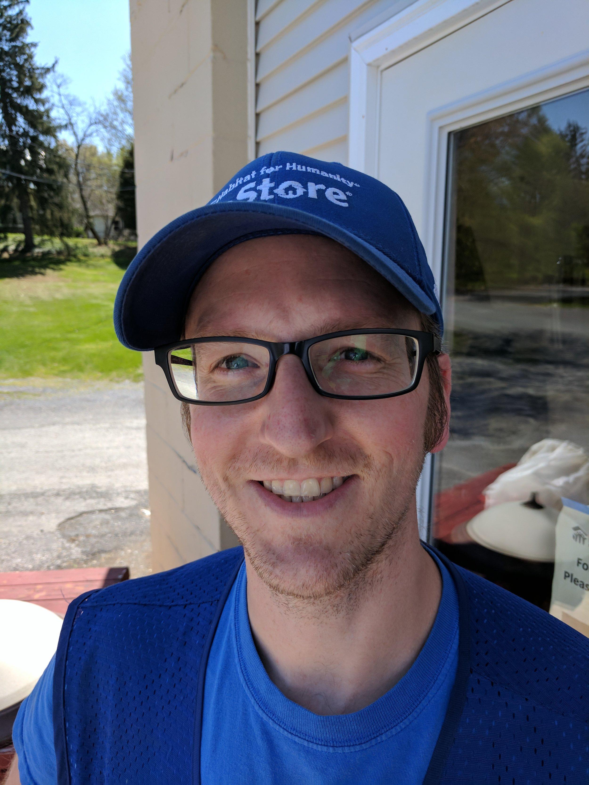 Justin Hoke, ReStore Assistant Manager