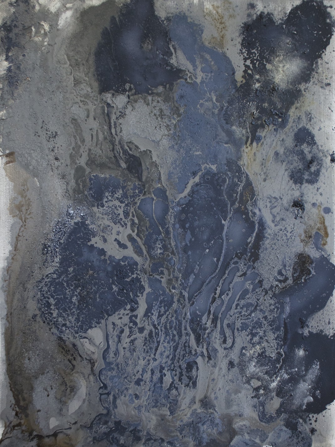 Entropy, 2016, 48 x 36 in.