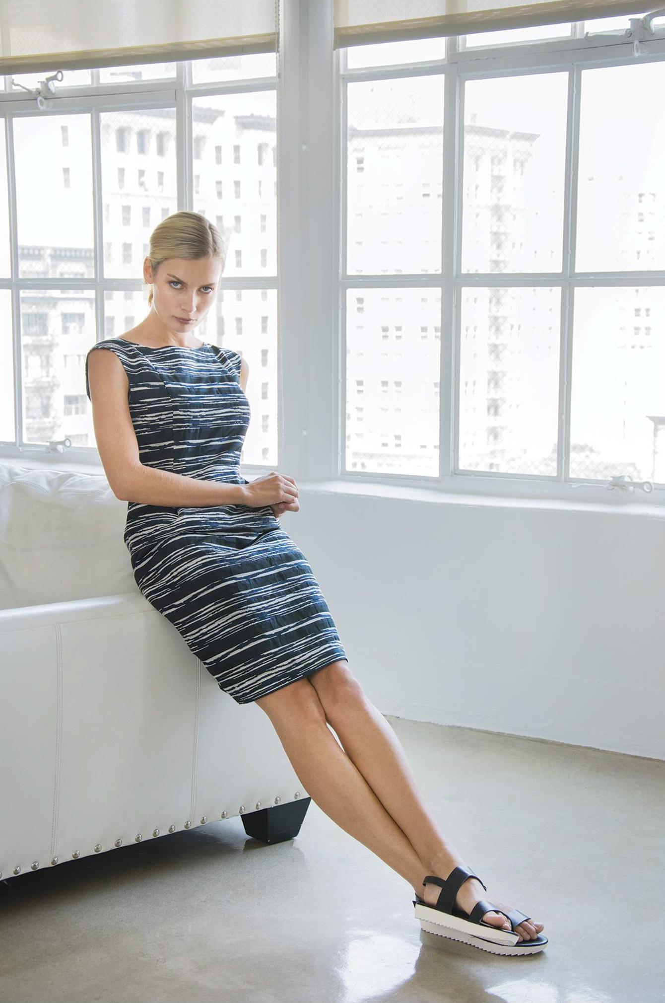 Dress: Alexis - SANTORELLI