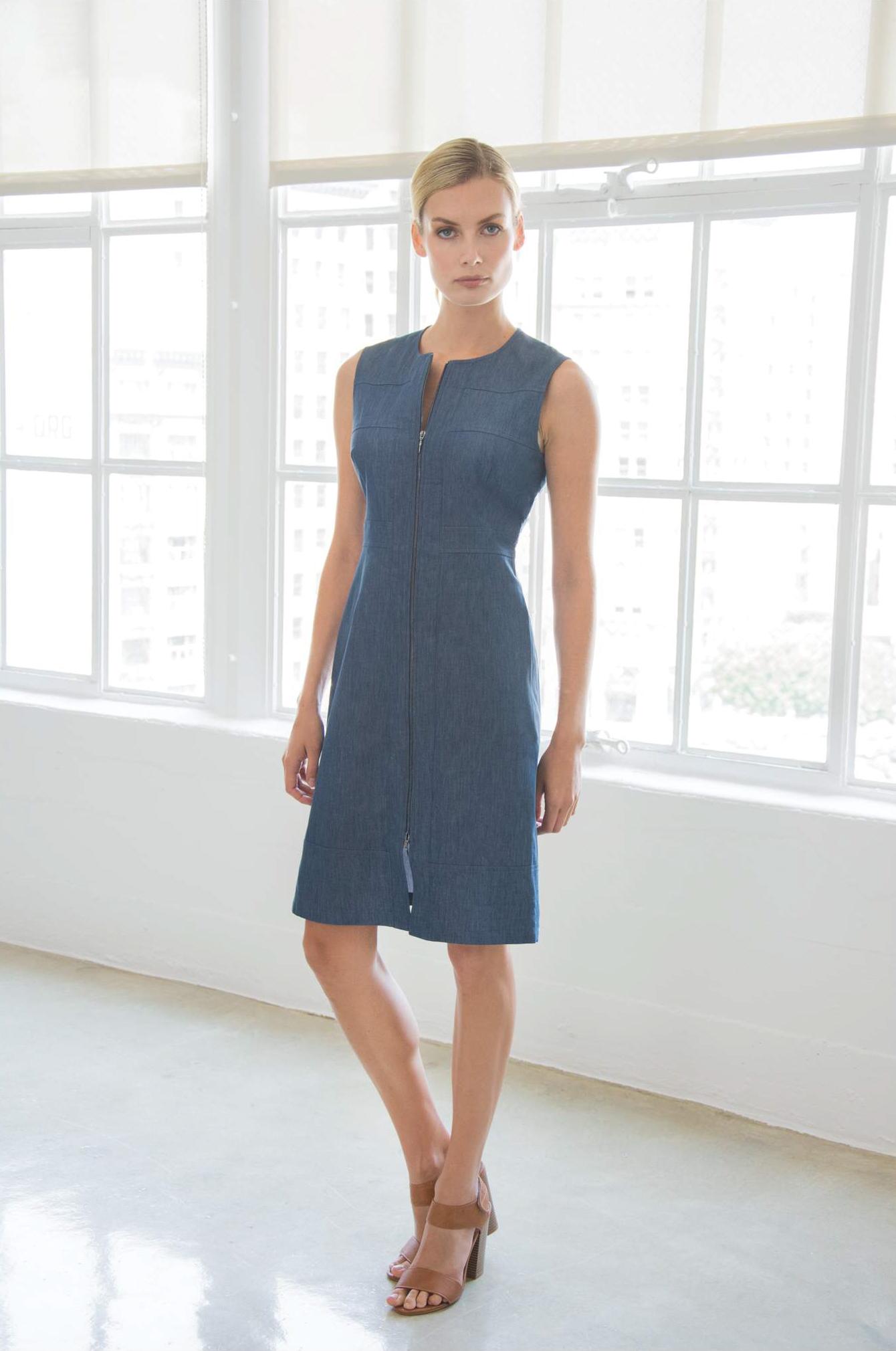 Dress: Angela - SANTORELLI