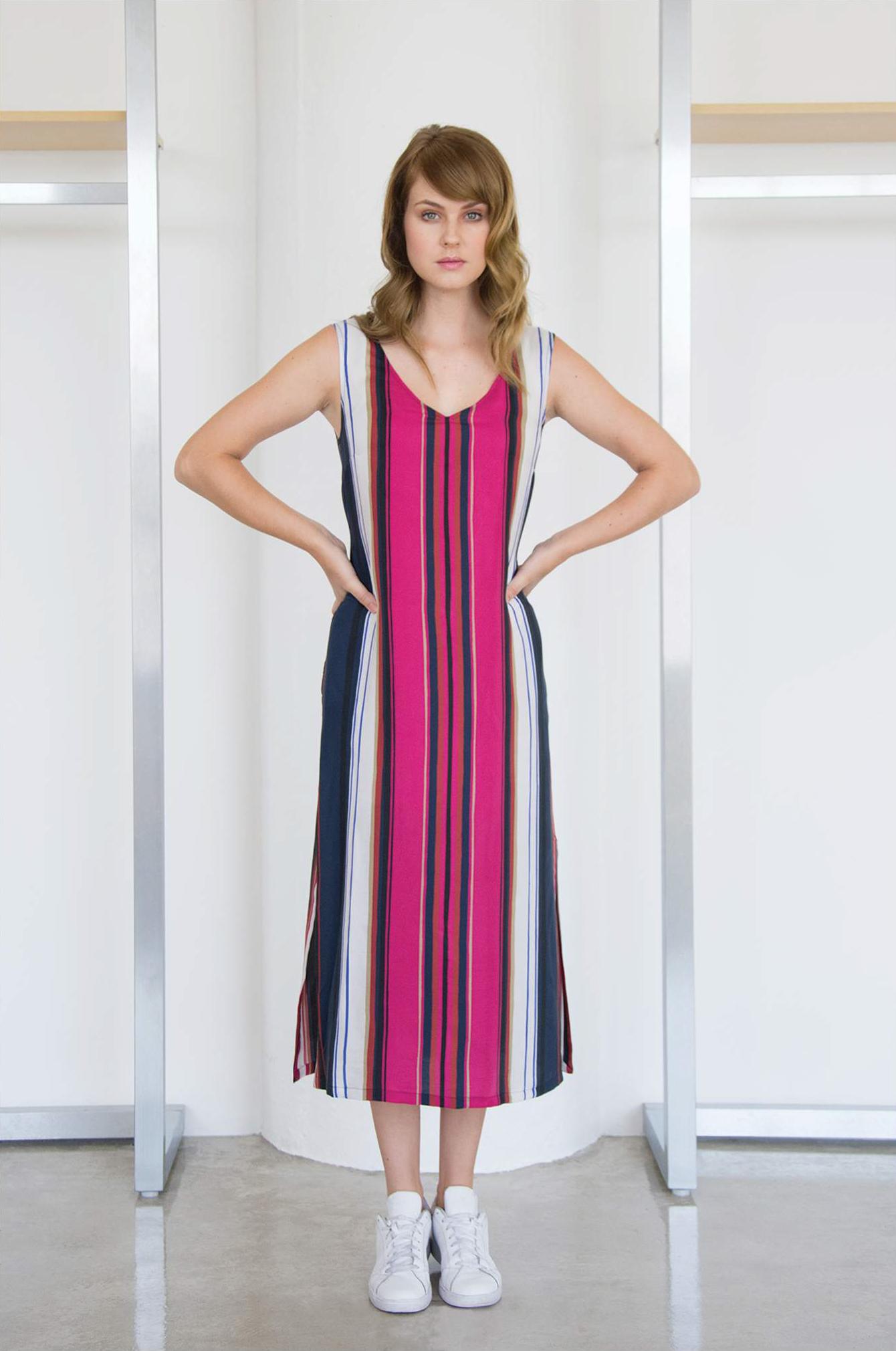 Dress: Geneva - SANTORELLI