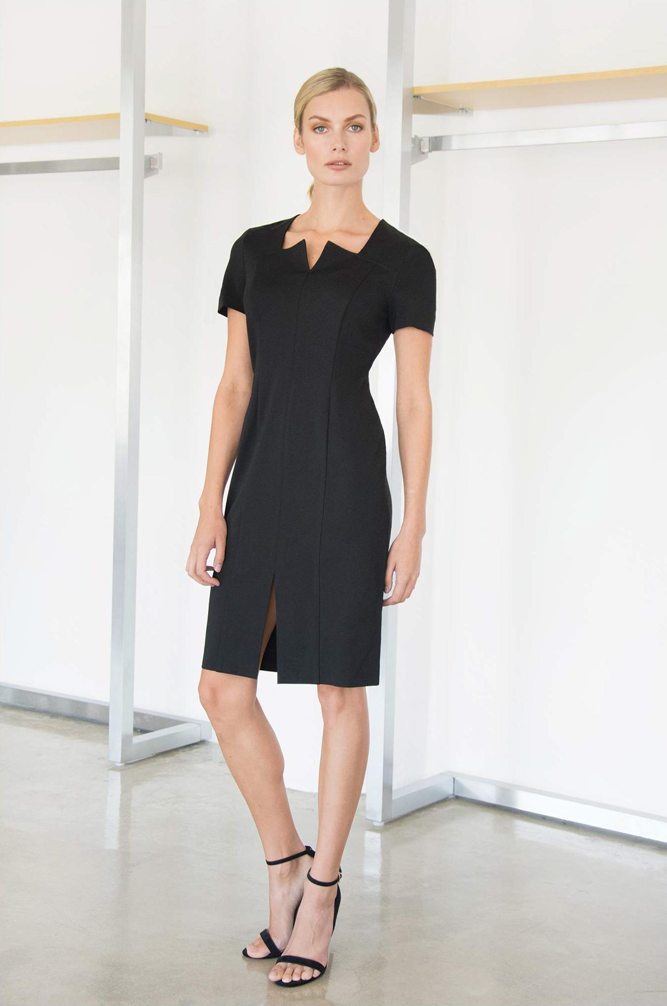 Dress: Jaime - SANTORELLI
