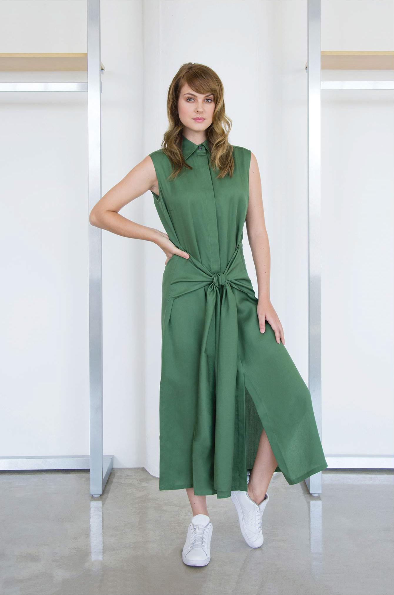 Dress: Patricia - SANTORELLI