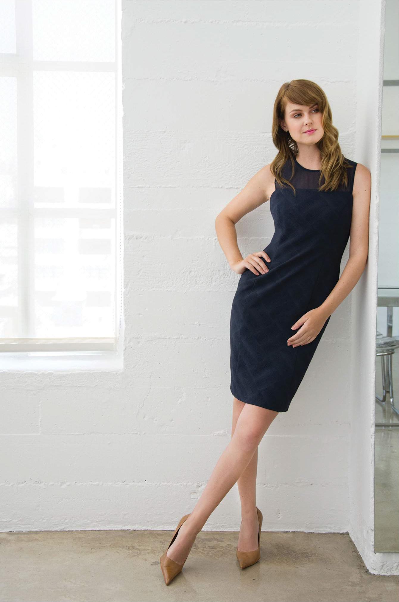 Dress: Rica - SANTORELLI