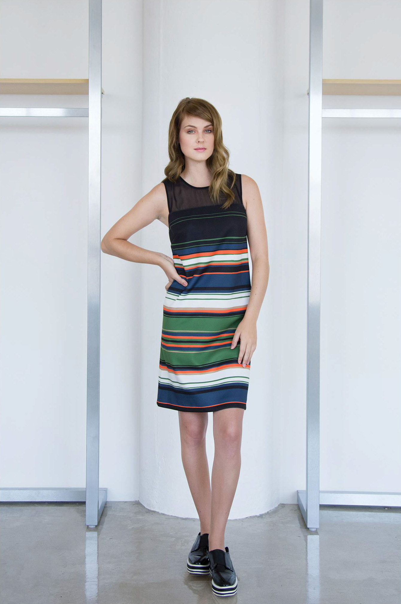 Dress: Rica 1 - SANTORELLI
