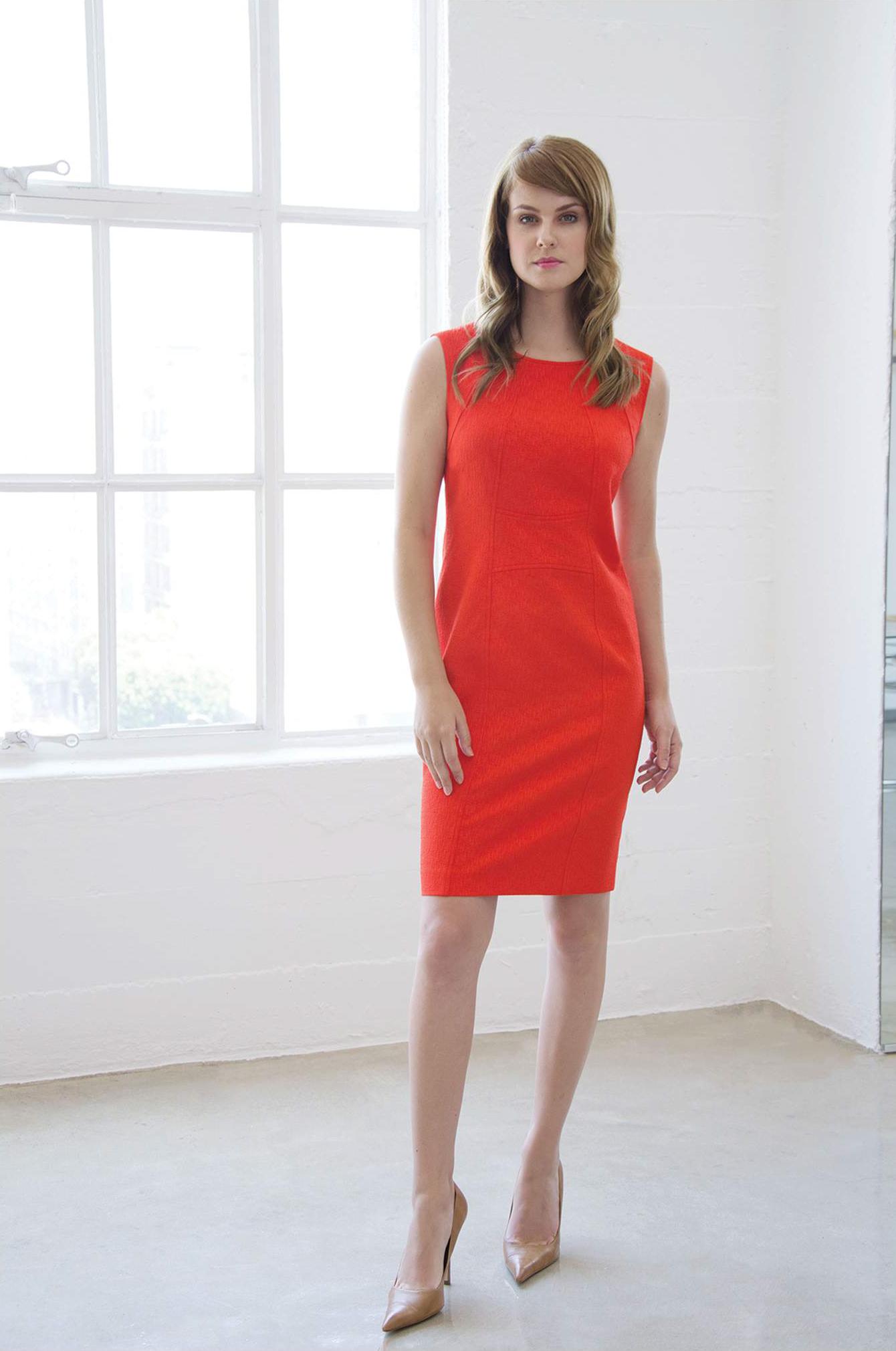 Dress: Yulanda - SANTORELLI