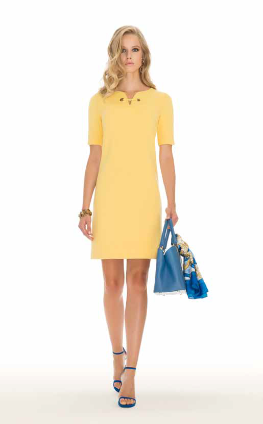 Dress: Mediana - SPAGNOLI