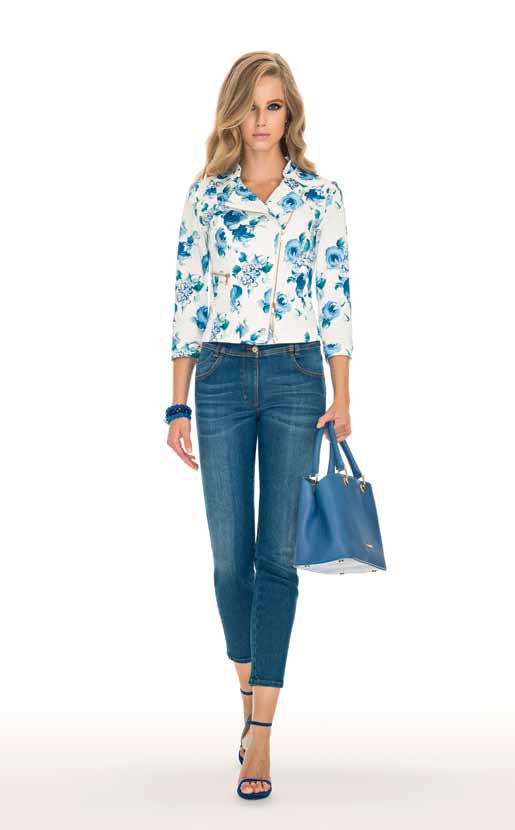 Jacket: Venezia, Pants: Andria - SPAGNOLI
