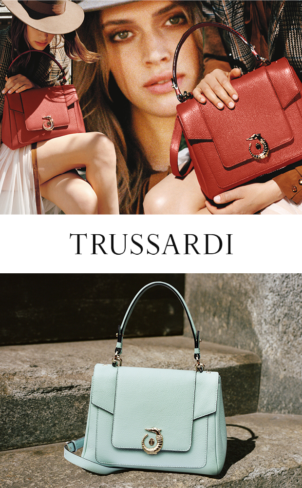 TRUSSARDI COLLECTION Look Book