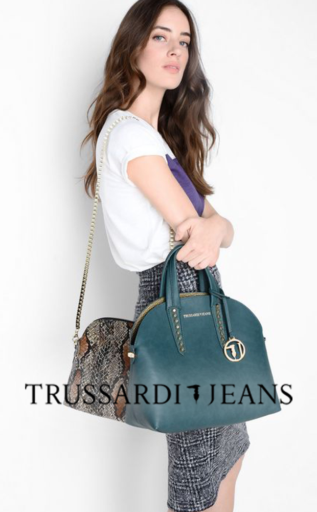 TRUSSARDI JEANS COLLECTION Look Book