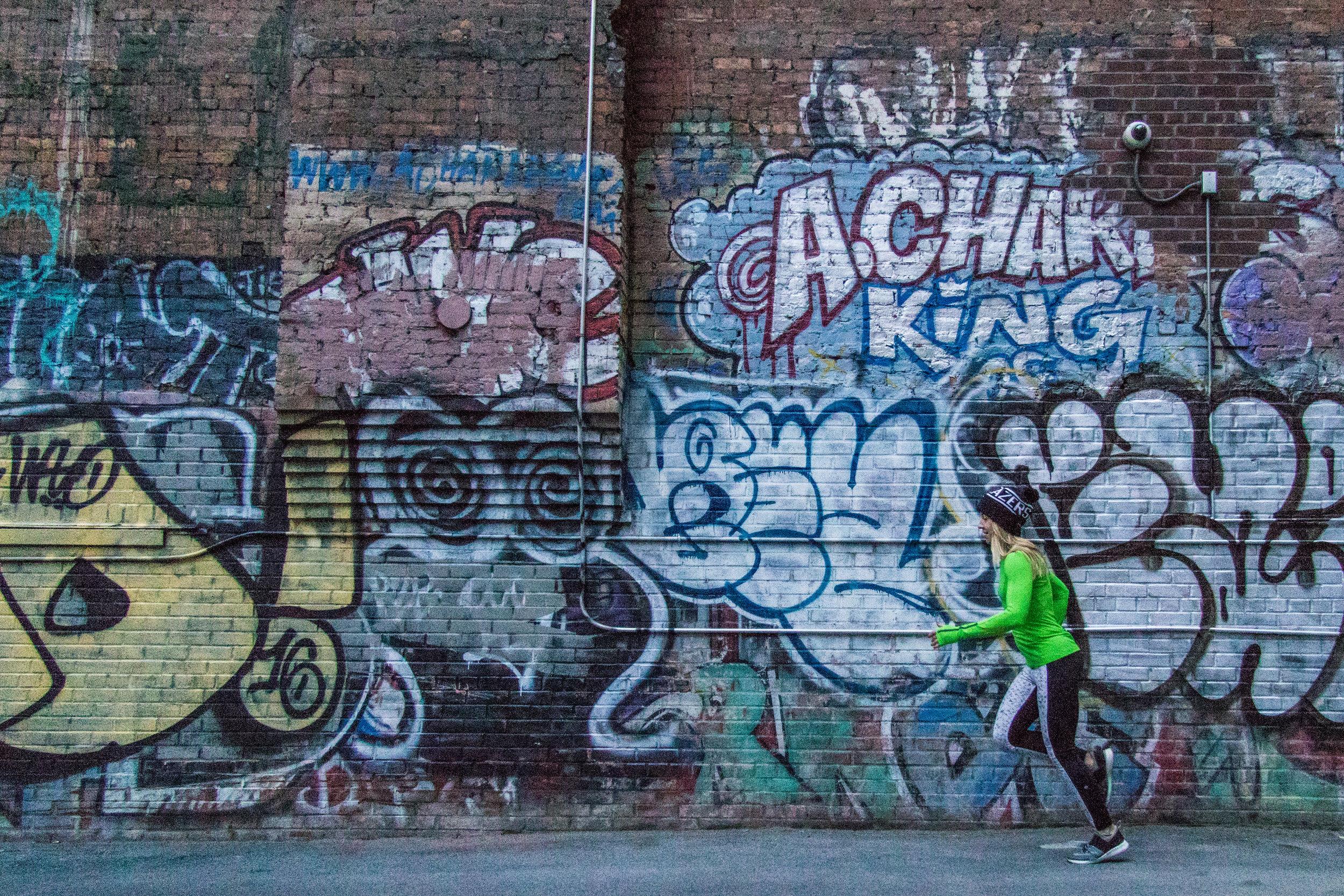 Lacee Running Grafitti- SD Fitness.jpg