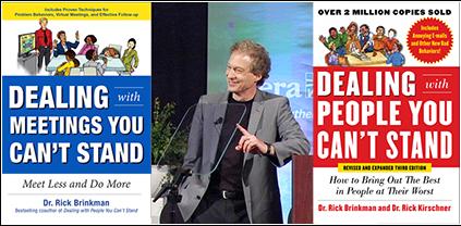 Dr Brinkman at Avera & DPCS  & DMCS Books 420px wide.jpg