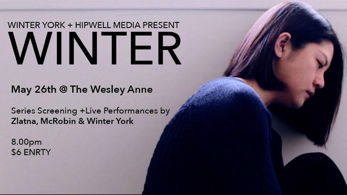 Winter, web series, 2017, Alex Hipwell