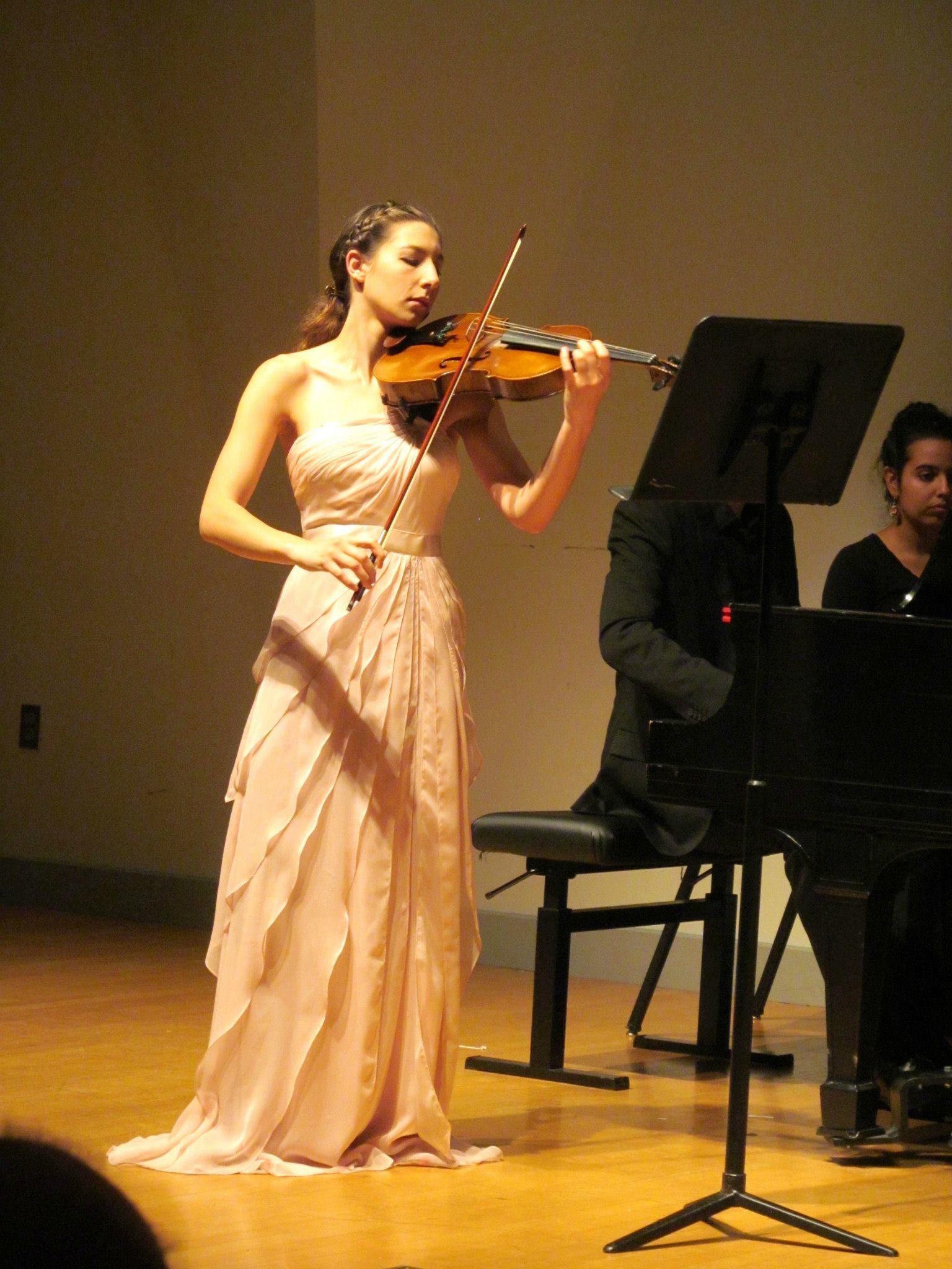Spring 2015 Master's Recital