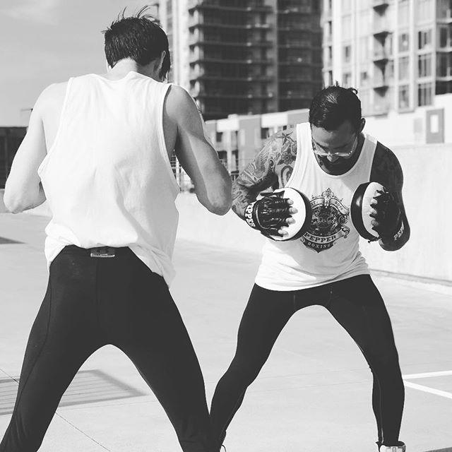 Pepper Boxing