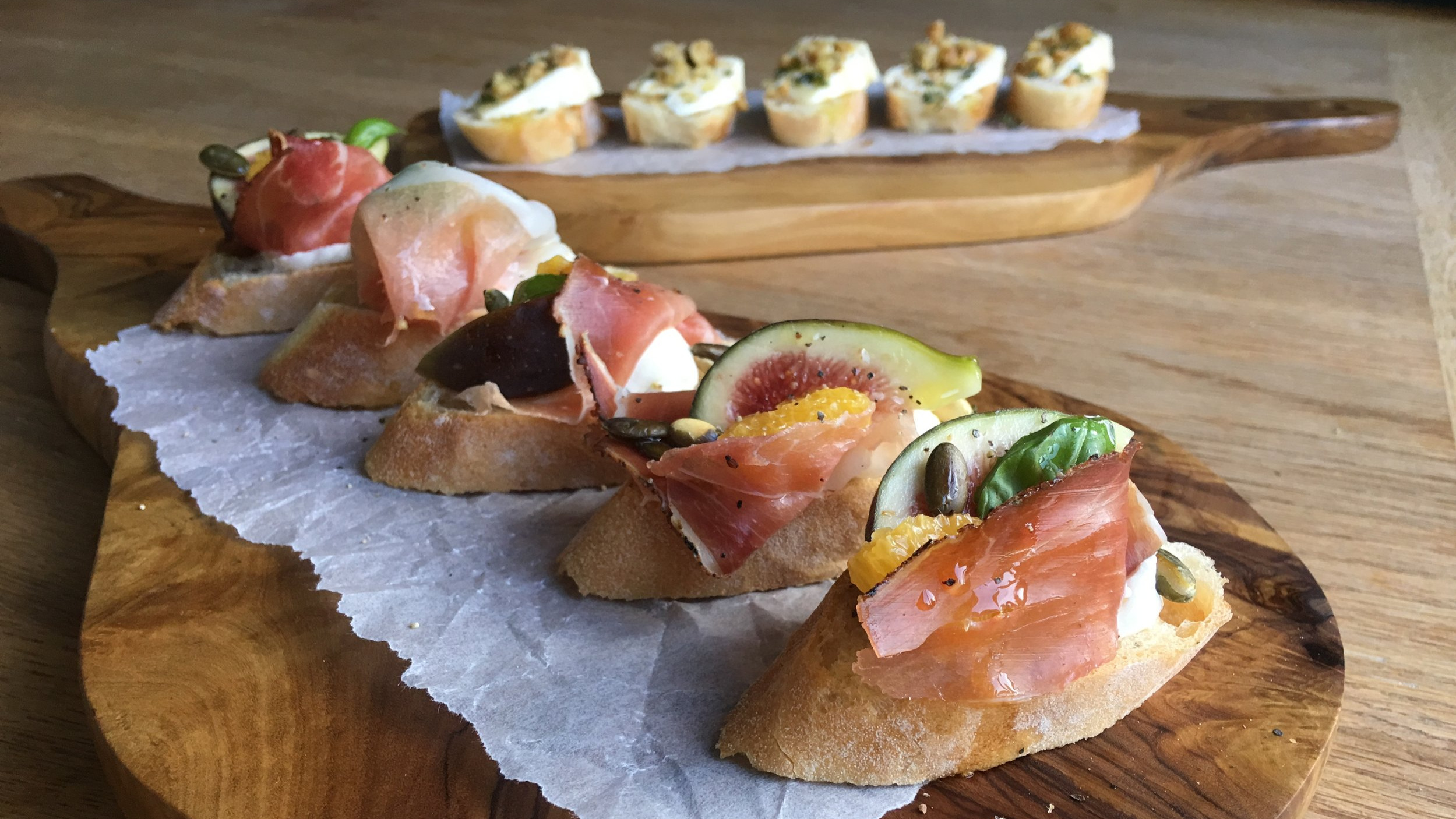 Christmas Canapes 2