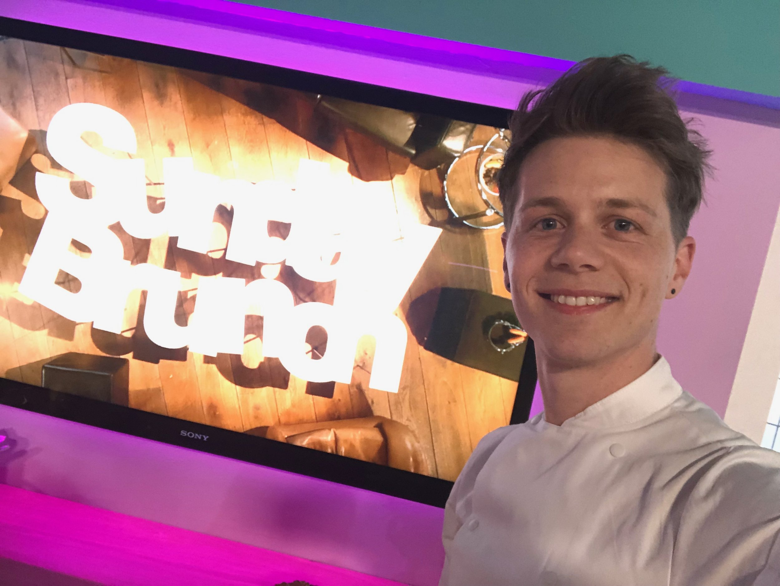 Bake with Jack on Sunday Brunch 1