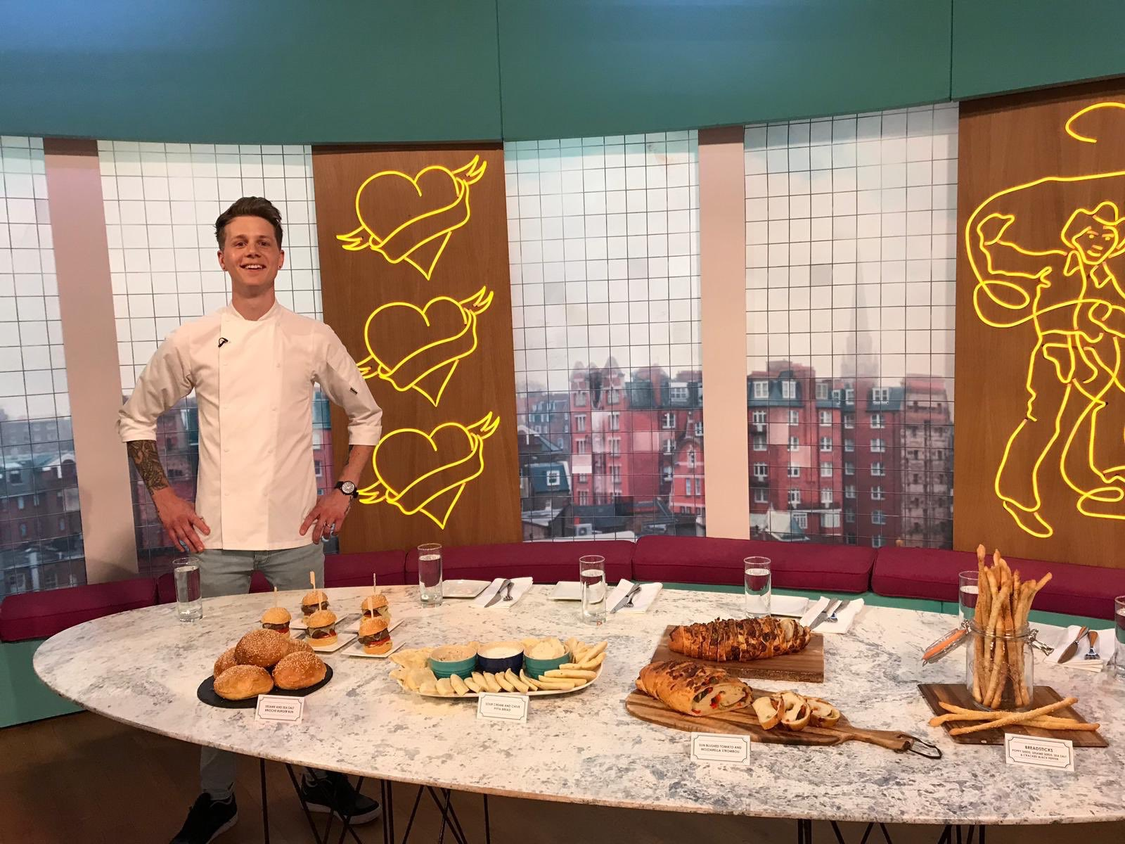 Bake with Jack on Sunday Brunch 2