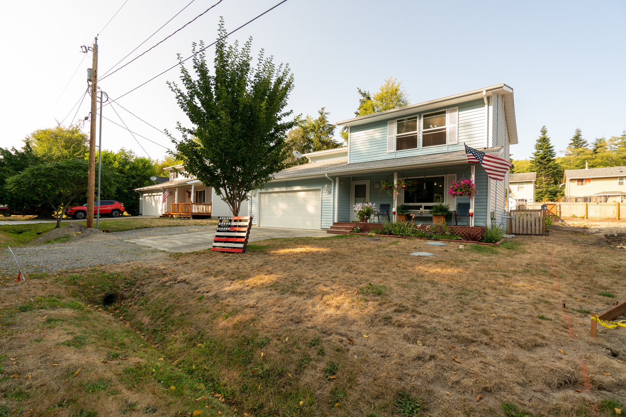 1219 S Leahy Dr - Coupeville, WA 98239