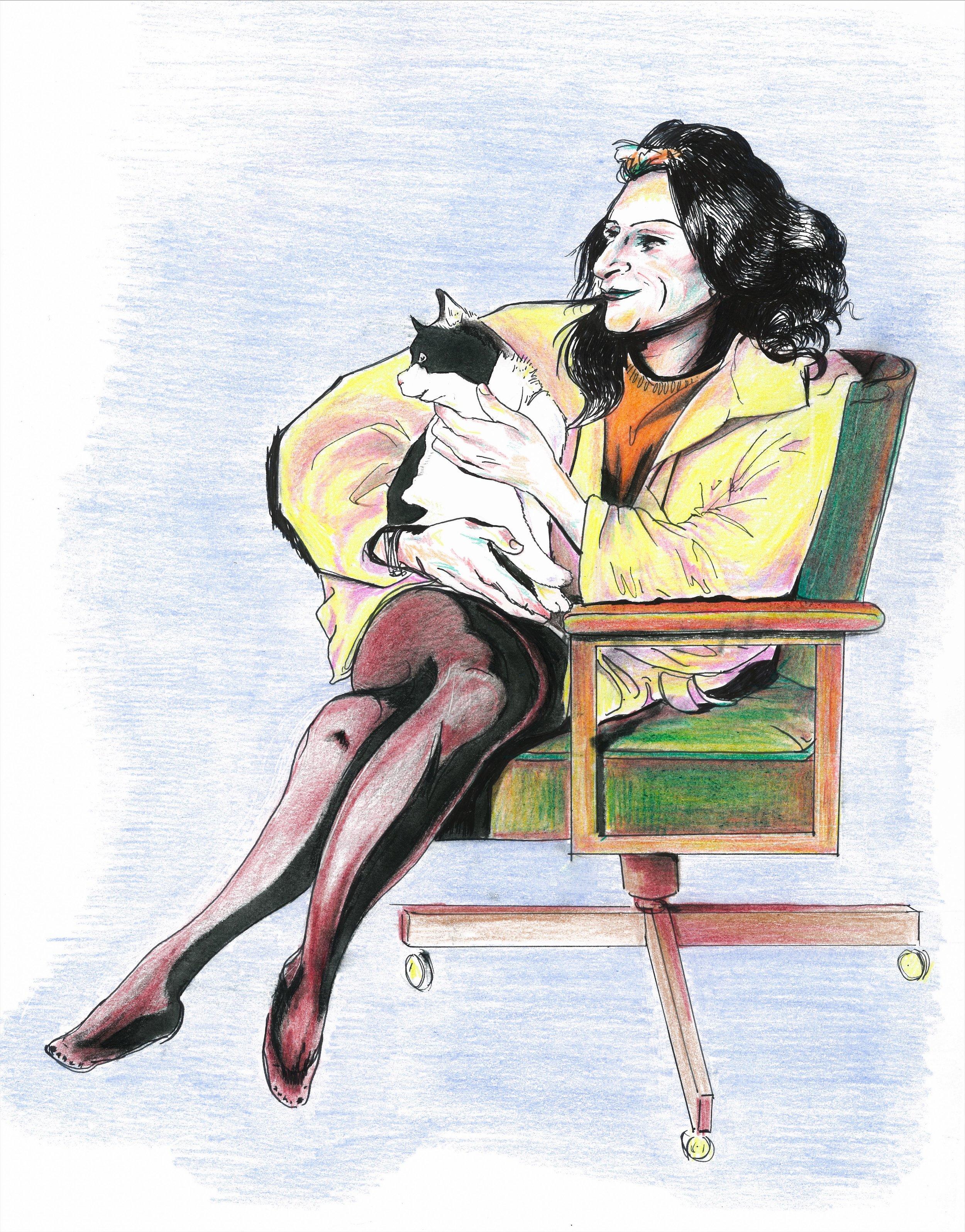"""""""Sylvia Rivera"""""""