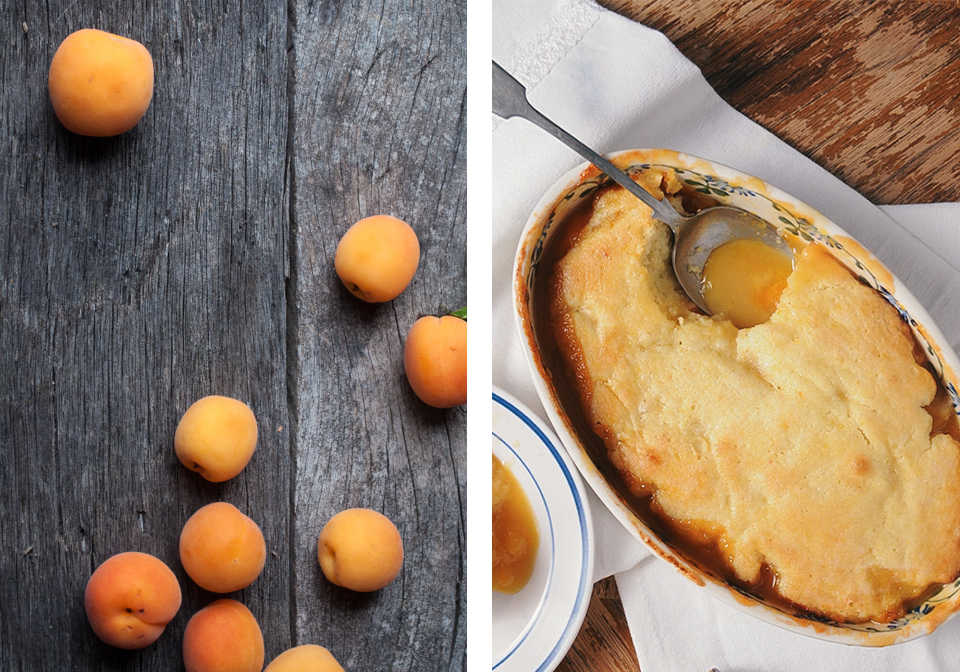 apricots and cobbler.jpg