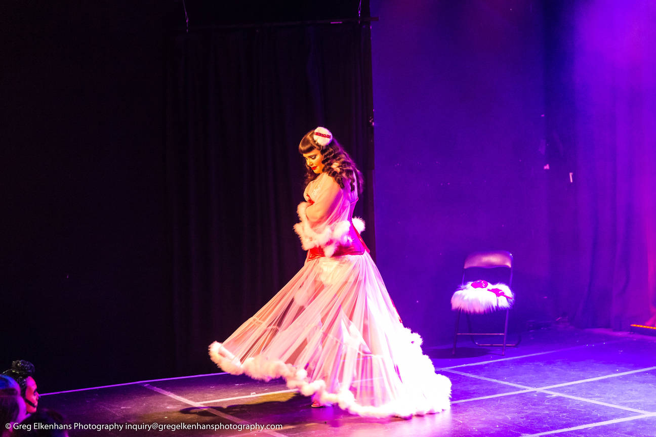 Photo by Greg Elkenhans. Taken at the Bombshells Ball produced by the Bombshell Burlesque Academy
