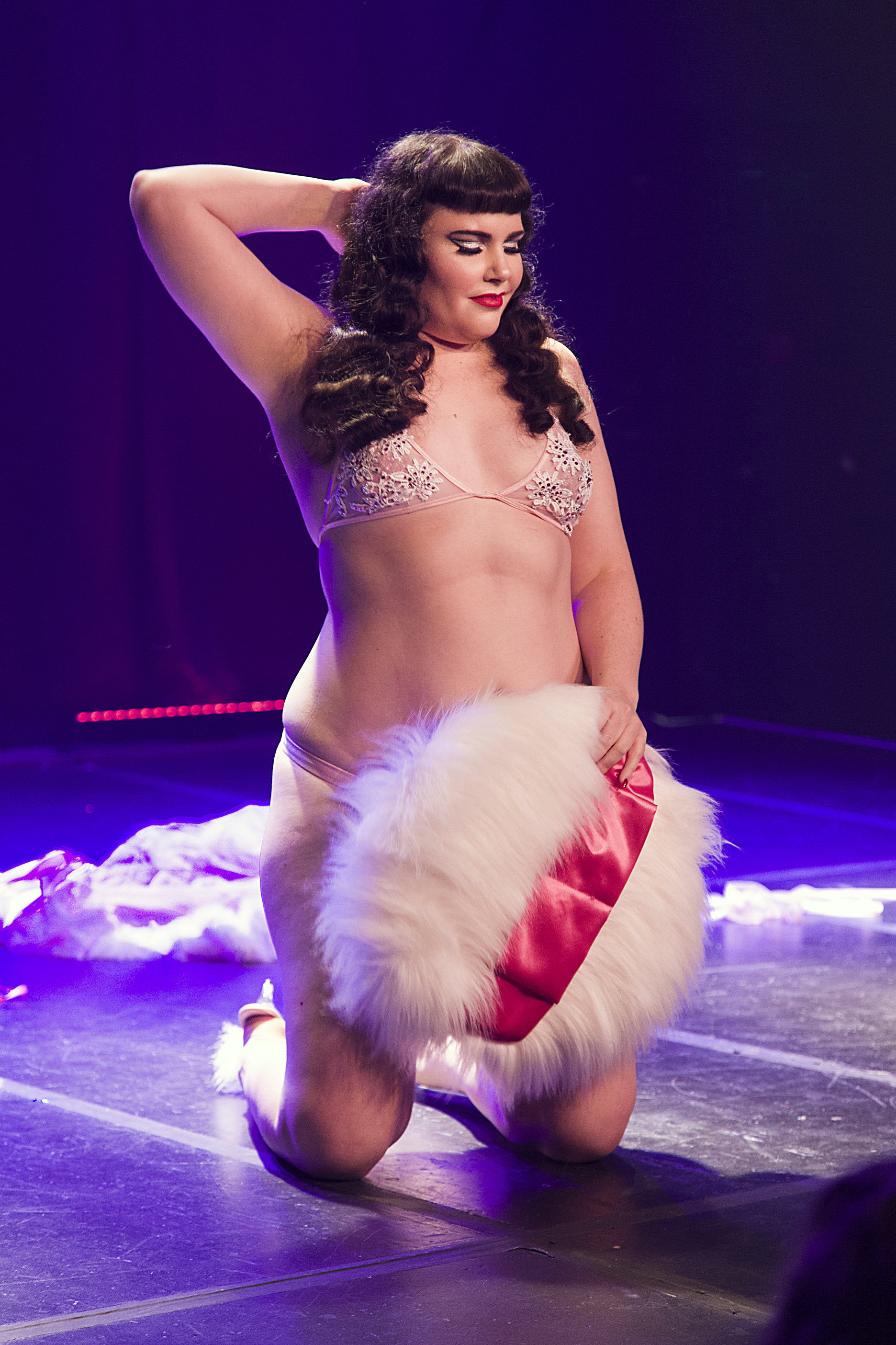 Photo by David Gatt | Taken at the Bombshells Ball produced by the Bombshell Burlesque Academy