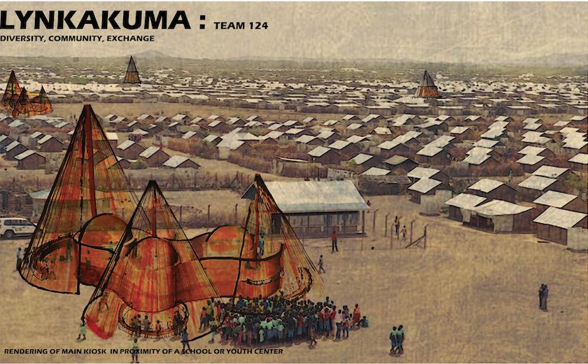Kakuma - LYNKAKUMA   Sreoshy Banerjea-Mazumdar, Urvashi Banerjea, Niral Desai