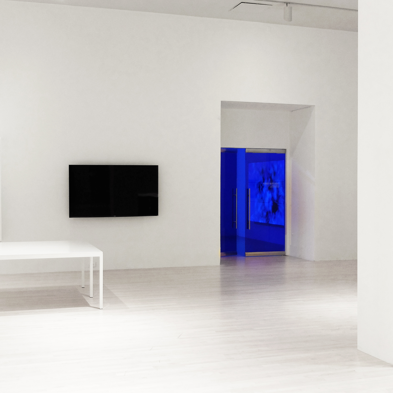 Blue Interior Shot