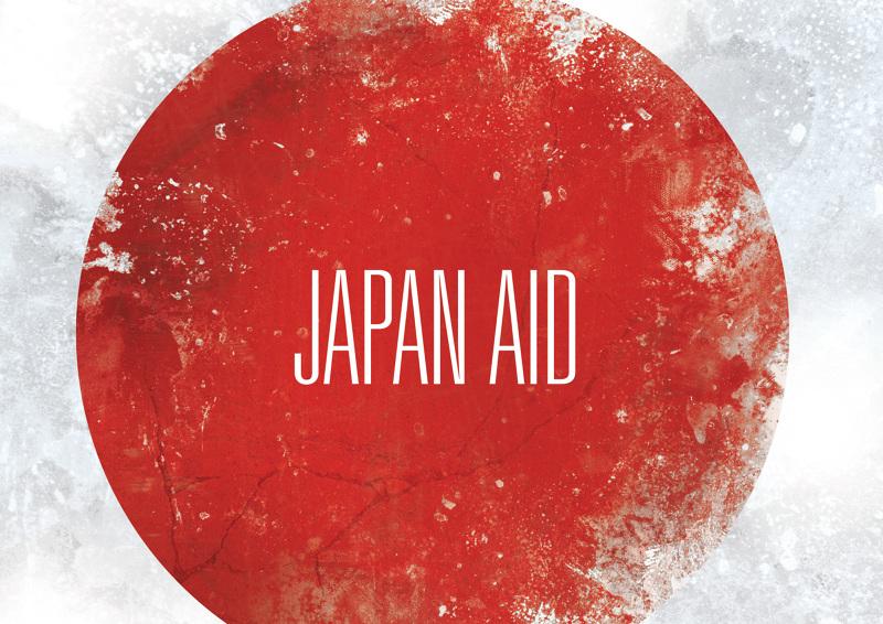 Japan Aid Logo
