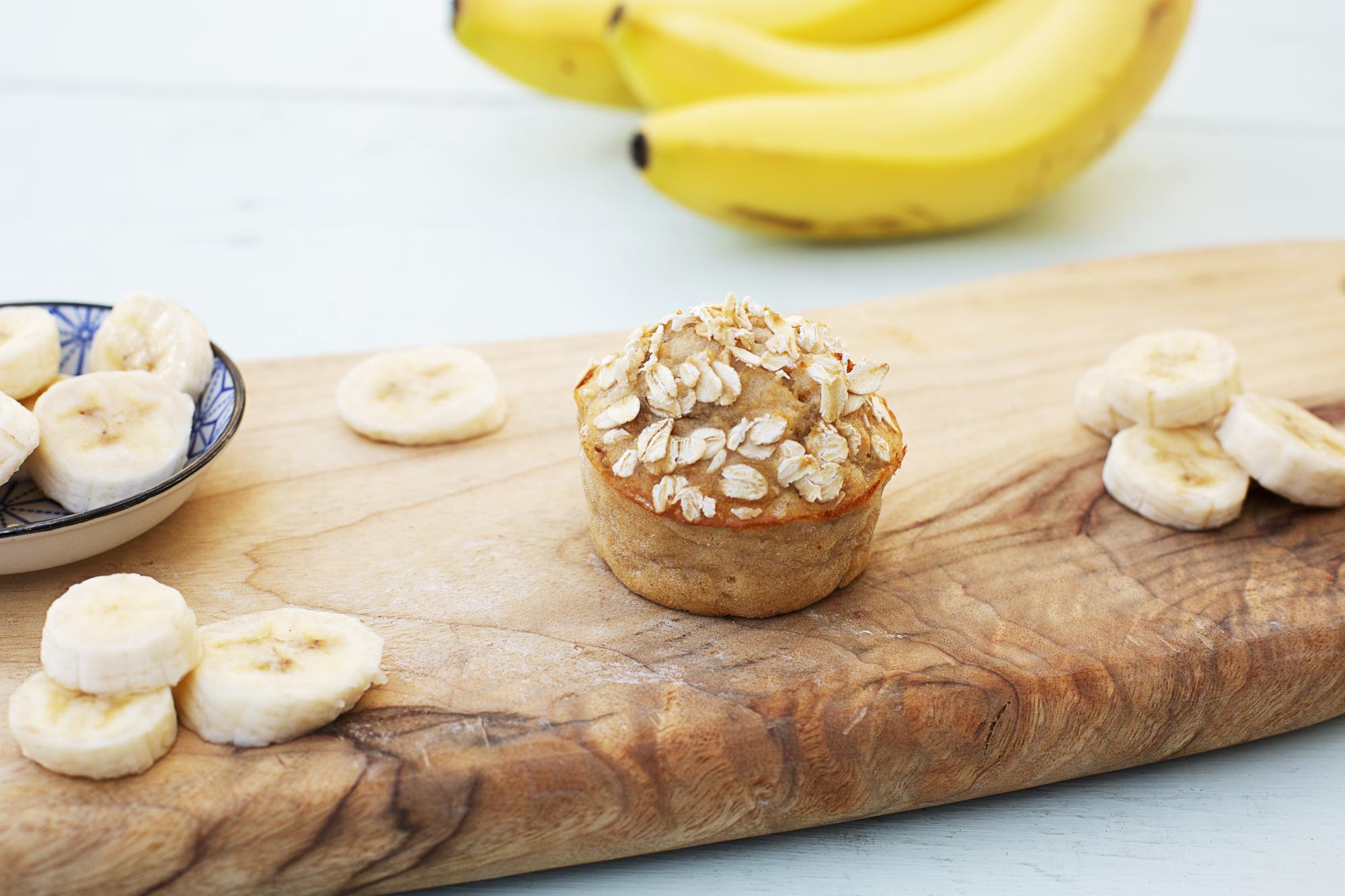 620. Banana Cinnamon Muffin