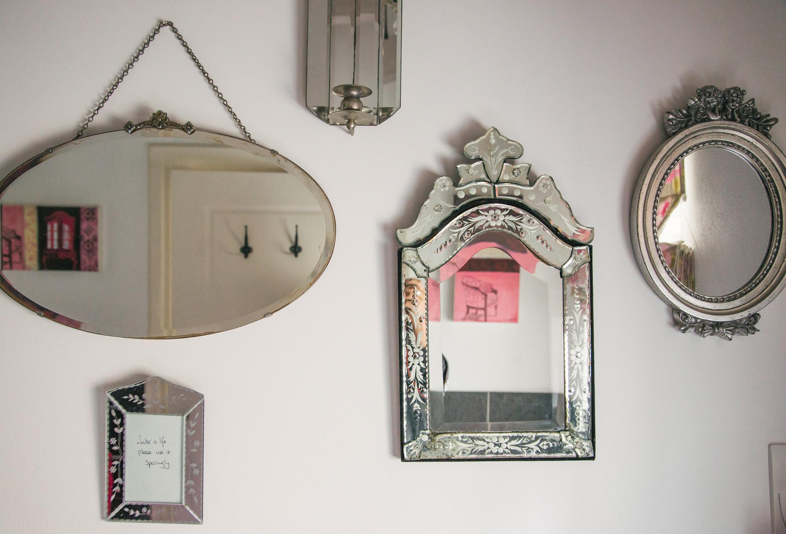 The Venetian Room Bathroom