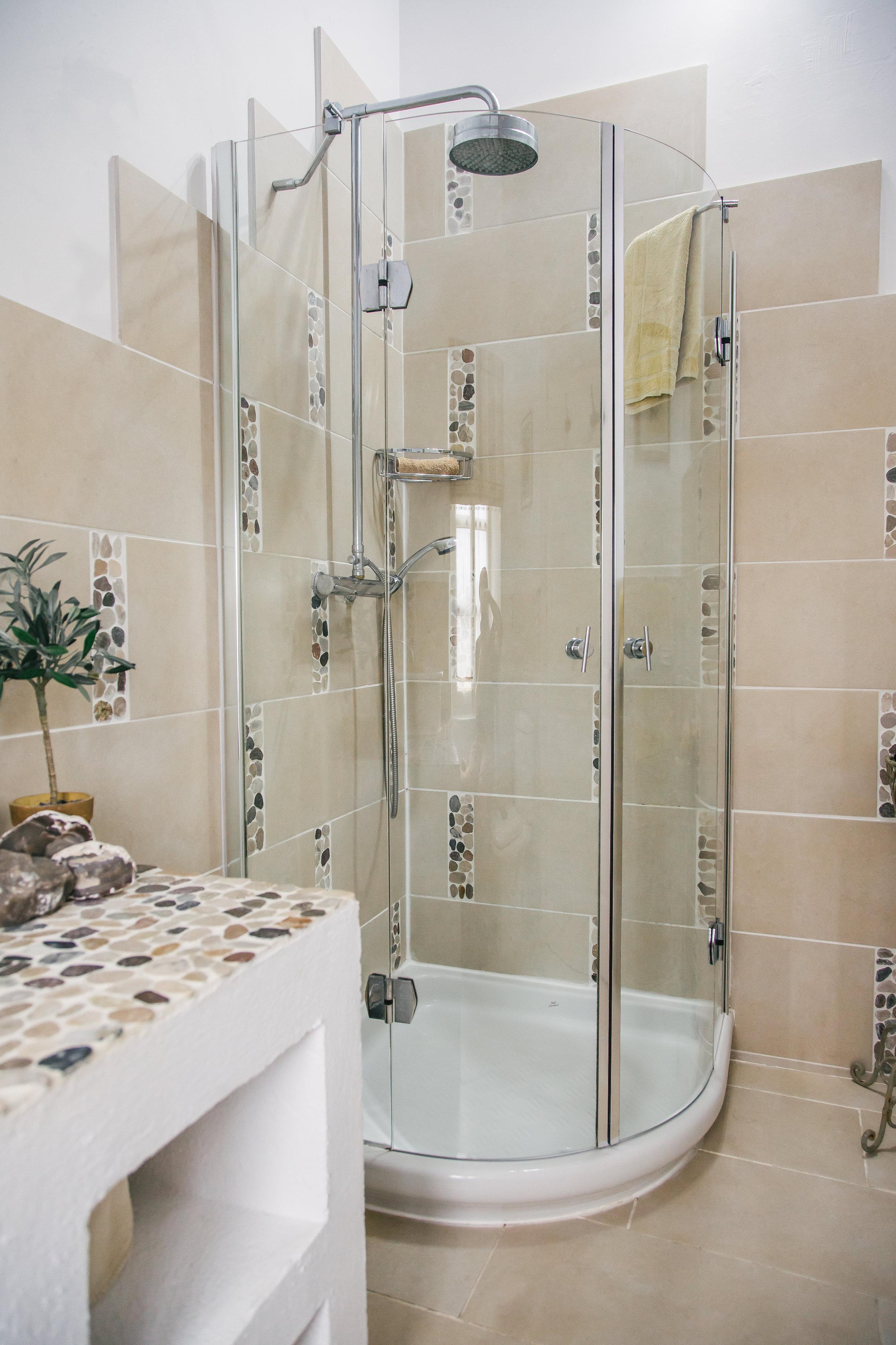 The Athena Room Bathroom