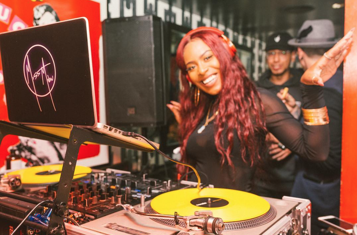 THEAFROBLEUS— Bringing a Different Flavor to the DJ Scene, Meet DJ ...